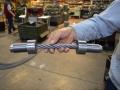 Custom threaded sleeve assembly per customer specification