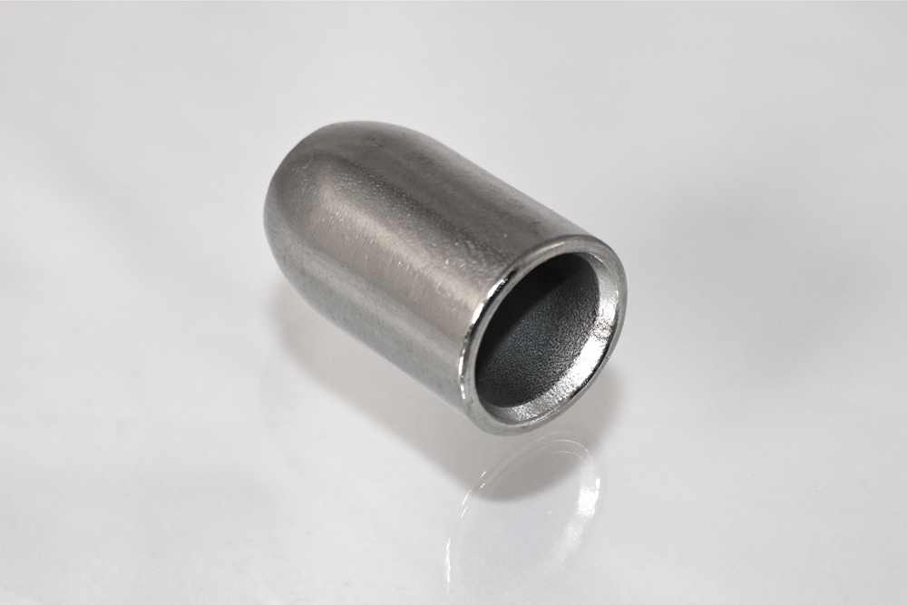 Galvanized flemish eye sleeve for wire rope slings